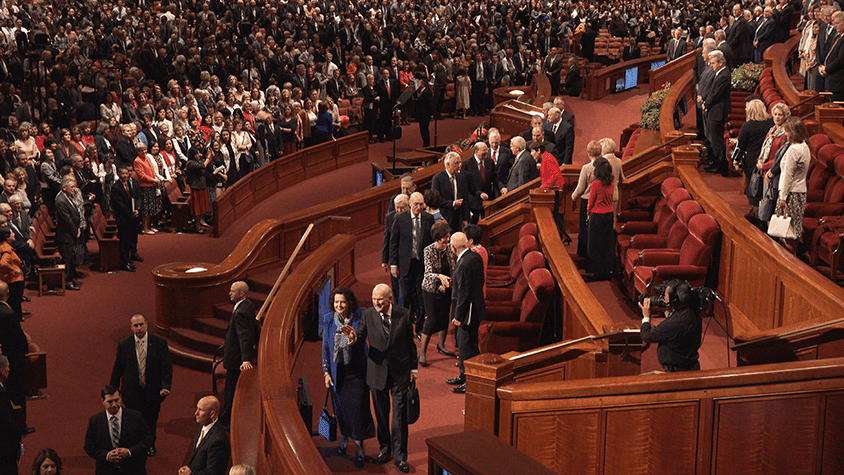 49 Thoughts on October 2018 General Conference