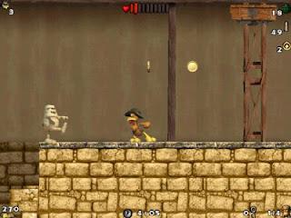 Crazy Chicken Atlantis Game PC Full Version Free Download