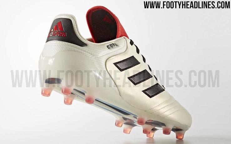 new style c515b b8716 Die grauweißen Copa 17 Fußballschuhe, die Teil von Adidas Limited  Collection sind, sind seit dem 2. Mai zu kaufen. Die Schuhe werden für  200€, den gleichen ...