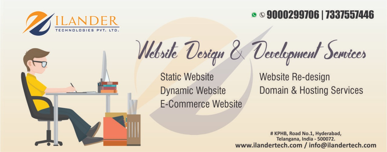 Web Designing Company In Kphb