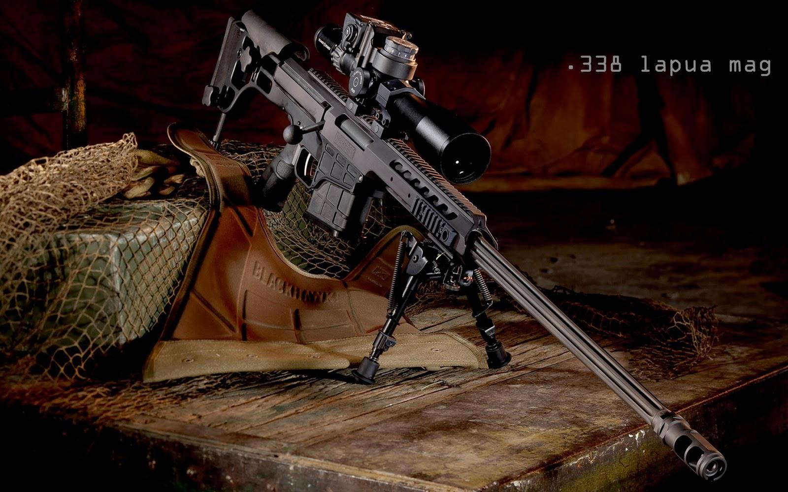 Barett 98B Lapua HD Sniper Wallpapers ~ Military WallBase