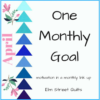 April OMG finish link-up is open!