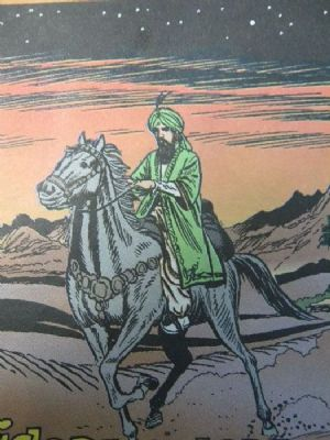 Enroque de ciencia: Artabán, el Rey Mago solitario