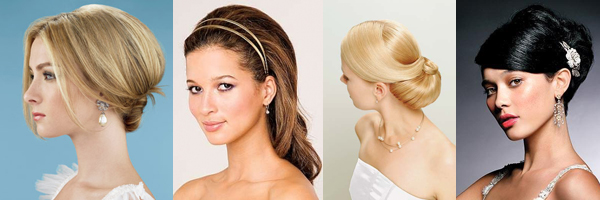 What To Wear In Hair For Wedding