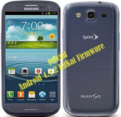 Sprint Samsung Galaxy S3 LTE SPH-L710