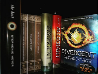 divergent veronica roth book review