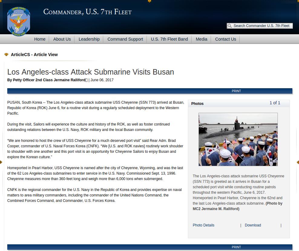 us navy official website