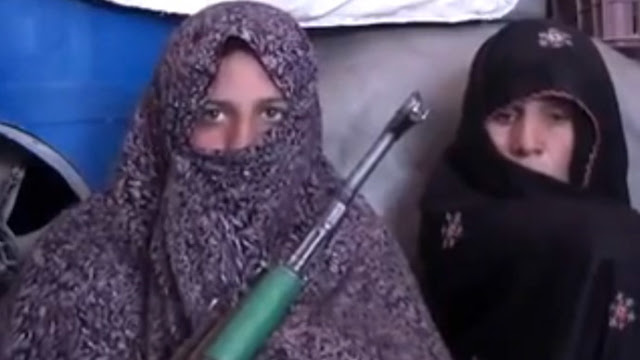 Afghan mom kills 25 talian after he son was shot dead