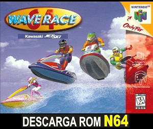 Wave Race 64 64 ROMs Nintendo64