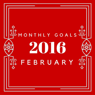 Courage in 2016: February Goals | Freshly Planted