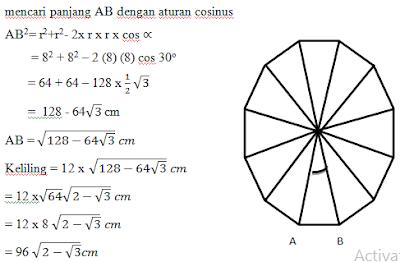 Let's Learn :): Geometri Datar Segi-n