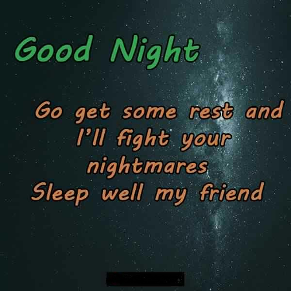 Best Good Night Quotes In English For Whatsapp Status 2019