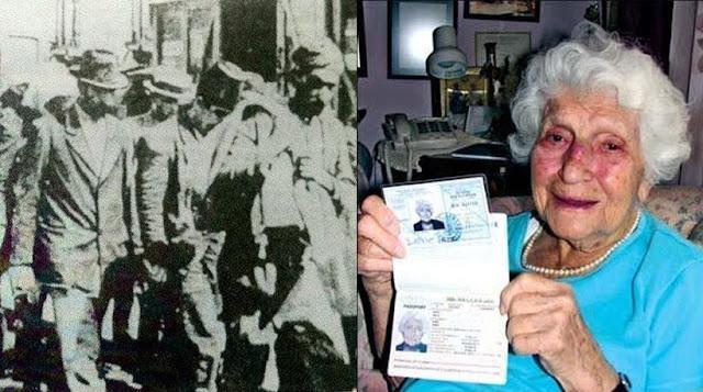 Σάνο Χάλο: Η γυναίκα - σύμβολο του Ποντιακού Ελληνισμού