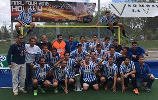 HOCKEY HIERBA - Nueva liga para el Club Egara 15 años después y ya empata al RC Polo con 14 trofeos