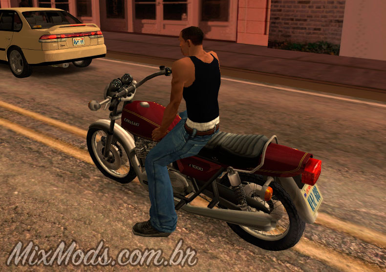 gta sa san andreas mod anims bike animation