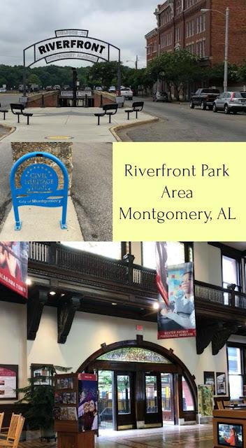 Riverfront Park 355 Commerce St, Montgomery, AL 36104
