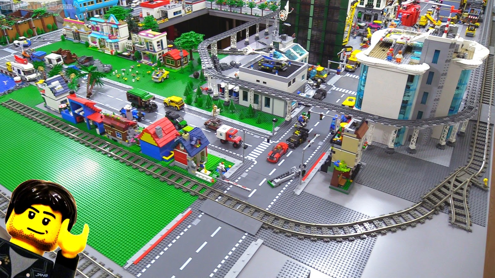 Big changes to the LEGO city begin!