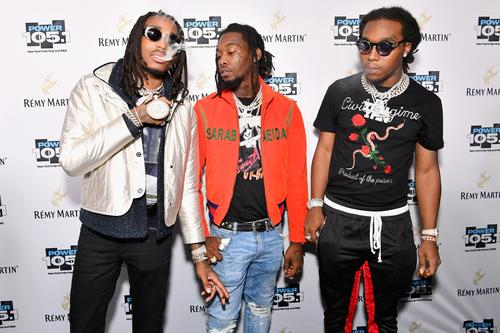 News:Migos Cut Interview Short After Offset Asked About Cardi B Engagement