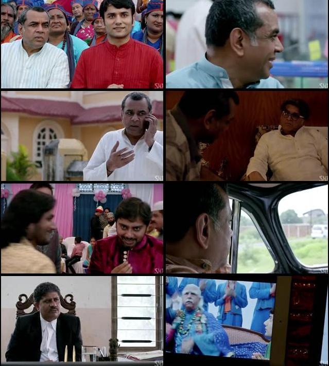 Dharam Sankhat Mein 2015 Hindi 720p DVDRip