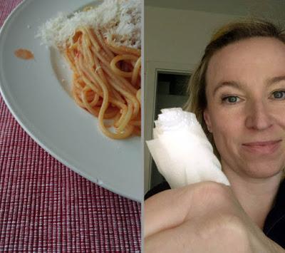Küchenverletzung - Irgendwann erwischt es jeden.