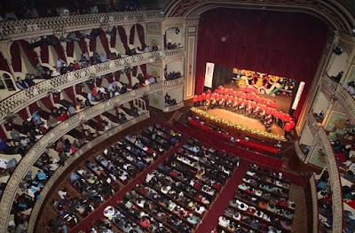 Teatro Falla Carnaval Cádiz