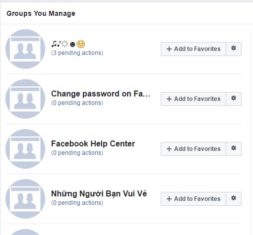 group manage