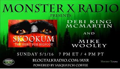 Monster X Skookum