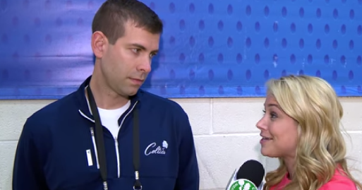 Brad Stevens at Draft Combine: Wants to learn about players' passion for the game (video)