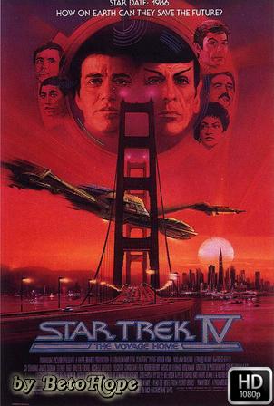 Star Trek 4 Mision Salvar La Tierra [1080p] [Latino-Ingles] [MEGA]