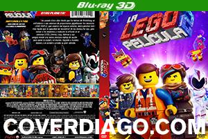 Lego 2: La Pelicula - BLURAY 3D