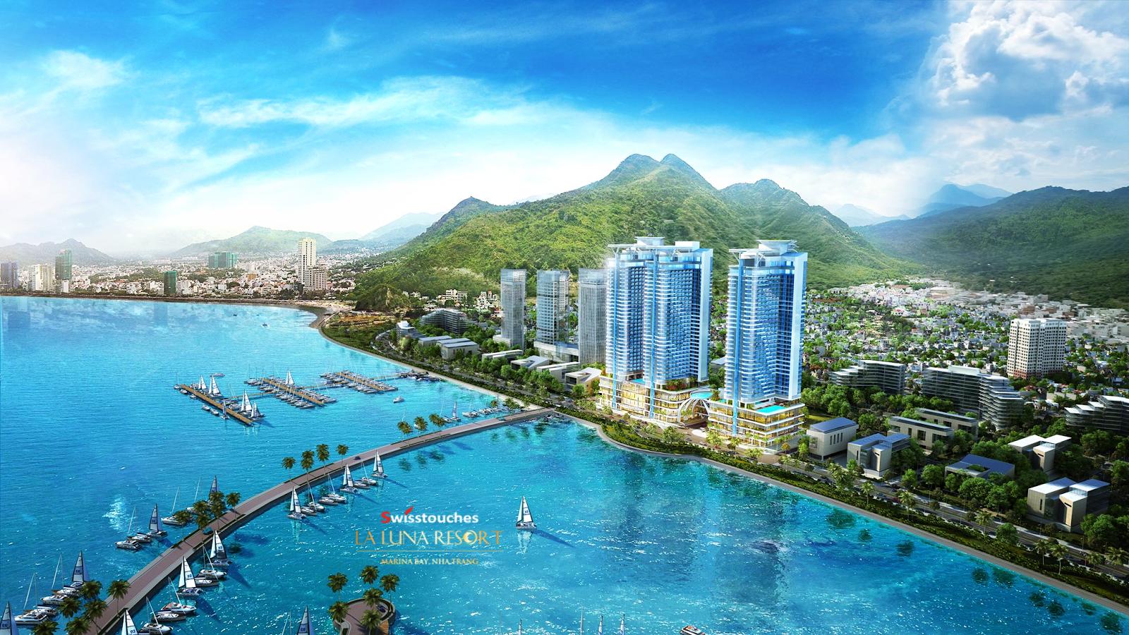 Kênh thông tin mở bán dự án La Luna Nha Trang