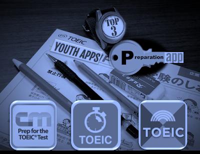 Top 3 TOEIC Preparation Mobile app