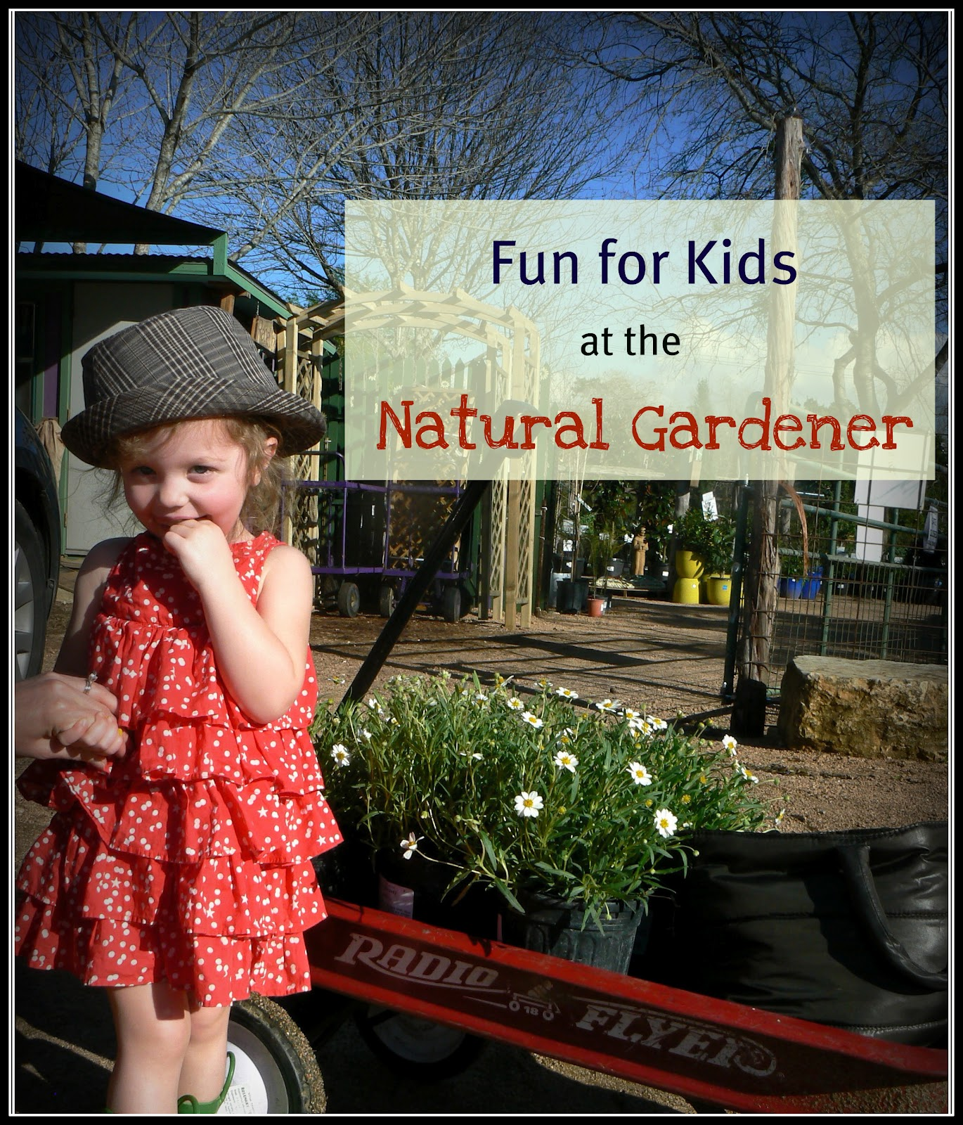 Here Are 10 Reasons Why Kids Love The Natural Gardener:
