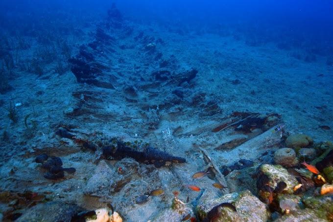 Ίχνη από οκτώ ναυάγια εντοπίστηκαν στους Φούρνους