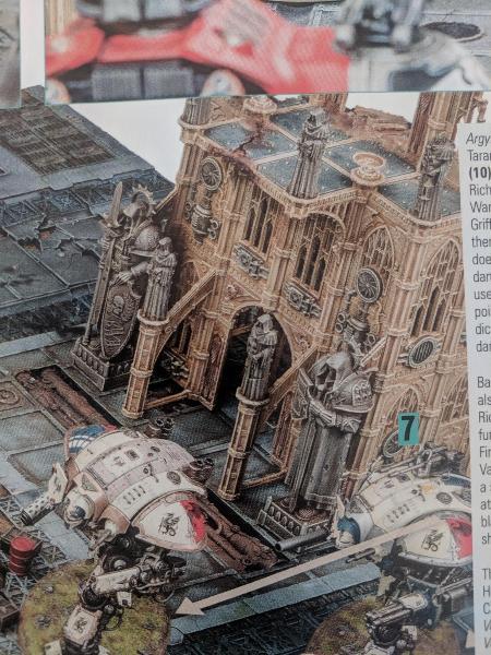 Catedral Warhammer 40.000