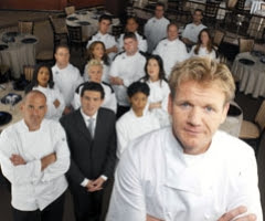 Hell S Kitchen Chris North