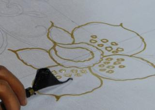 Tahapan Pembuatan Batik Tulis