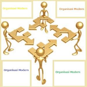 Penjelasan Organisasi Modern