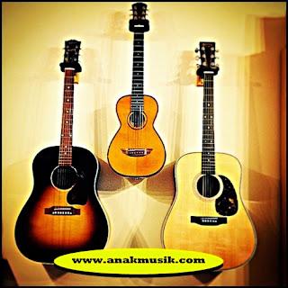 Harga Gitar Akustik Terbaru 2016