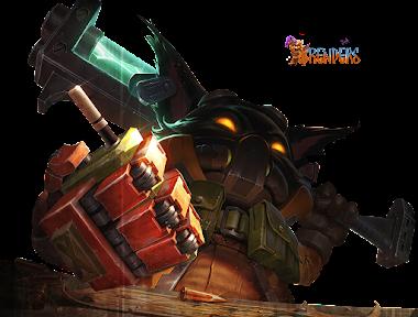 render Omega Squad Veigar