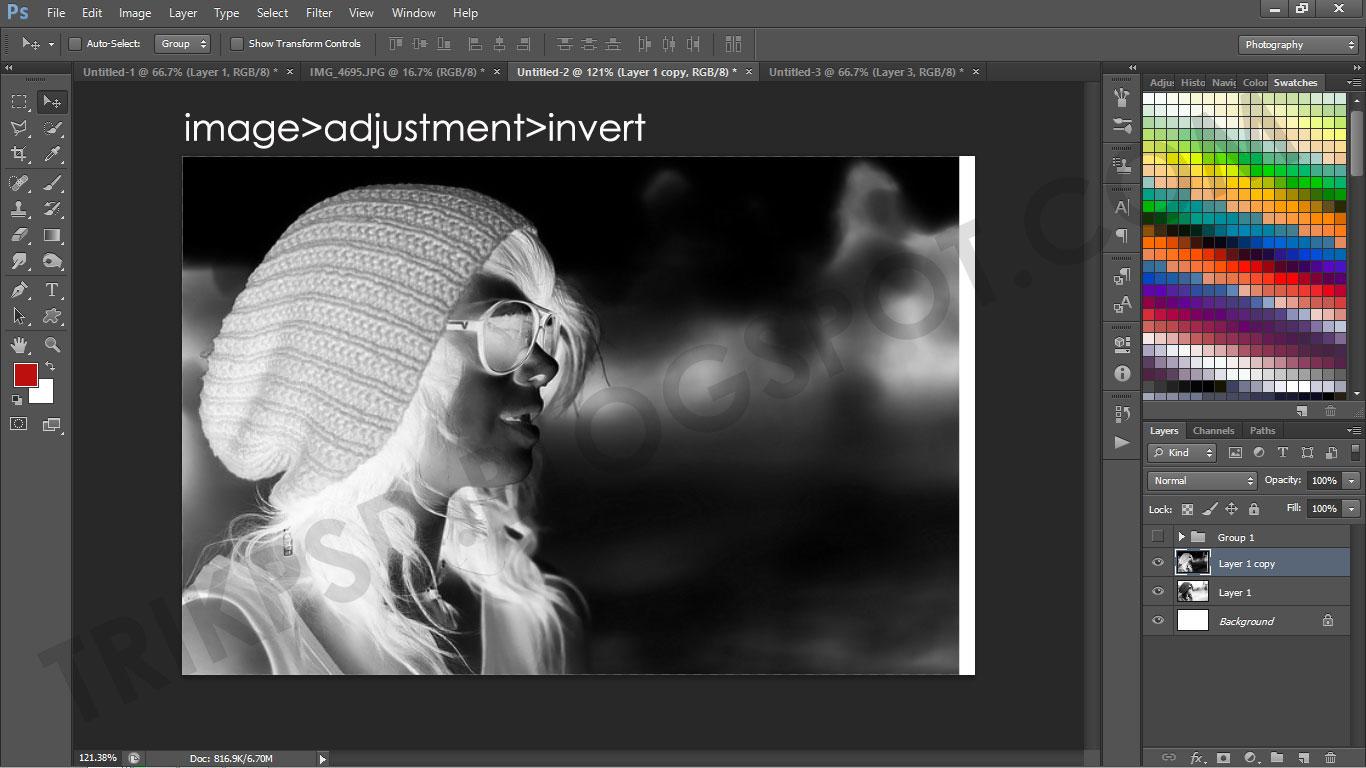 PHASELDA: Cara Membuat Foto Menjadi Sketsa Pensil di Atas ...