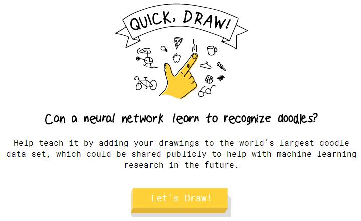 Game keren google QuickDraw