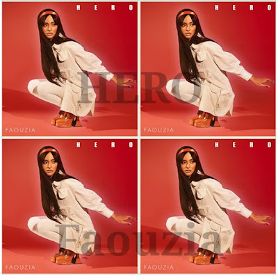 Faouzia's Music: HERO (Single-Track) - Chorus: If I was your hero, would you be mine.. - Streaming/MP3 Download