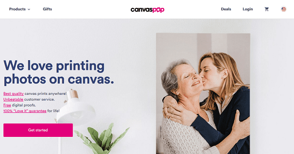 CanvasPop Canvas Prints Review