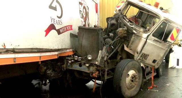 Kara Bridge Auto Crash