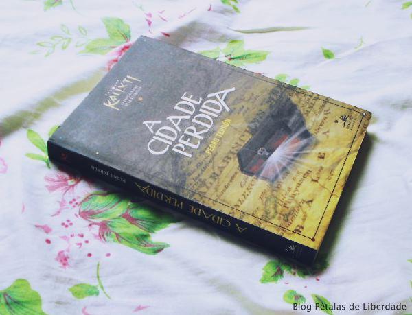 Resenha, livro, A-cidade-perdida, Pedro-Terrón, primavera-editorial, kalixti