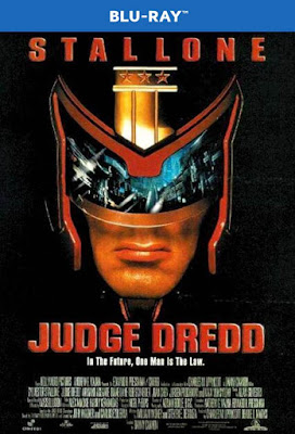 Judge Dredd 1995 BD25 Latino