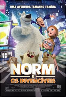 Norm e os Invencíveis – Dublado (2016)