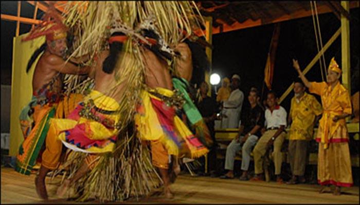 Tari Belian Bawo, Tarian Tradisional Dari Kalimantan Timur