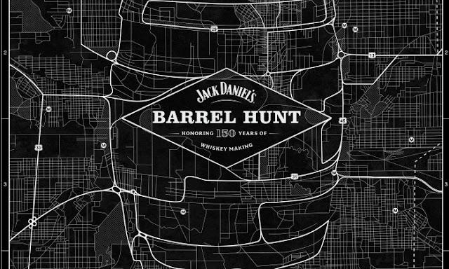150e anniversaire de Jack Daniel's chasse au baril